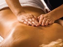 Ontspannings massage